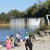 barrage de la Meuse à Gignac