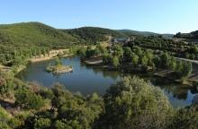 Lac des Olivettes