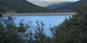 barrage salagou